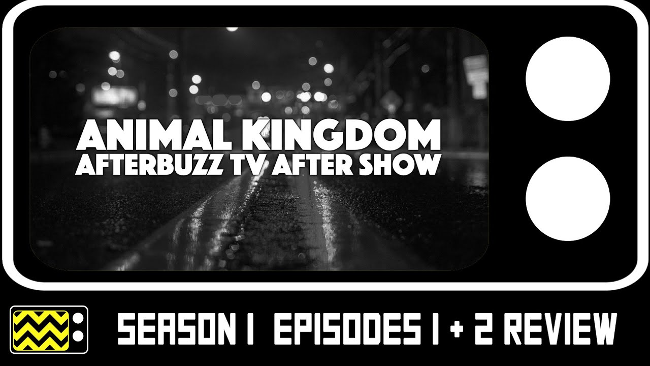 Download Animal Kingdom Season 1 Episodes 1 & 2 Review & After Show | AfterBuzz TV