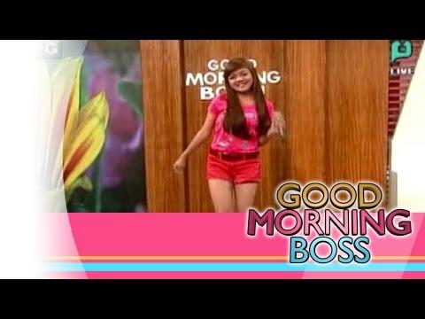 [Good Morning Boss] Performing Live: Dianne Notarte [01|27|16]