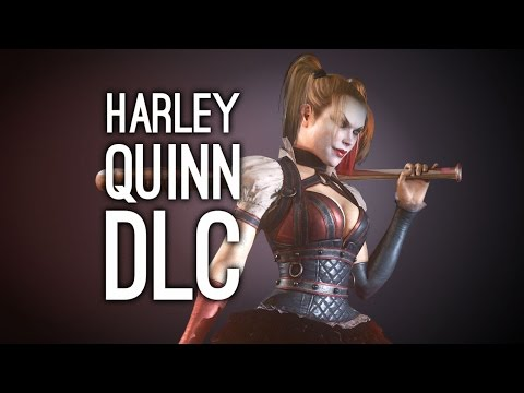 Harley Quinn DLC Xbox One Gameplay: Let's Play Batman Arkham Knight Harley Quinn DLC on Xbox One