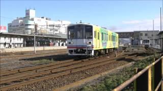 関東鉄道常総線 2016/01/11