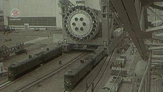 Сверхтяжелые ракеты: назад в будущее