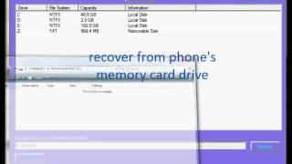 Recover deleted files from android mobile phone with Android data recovery app software