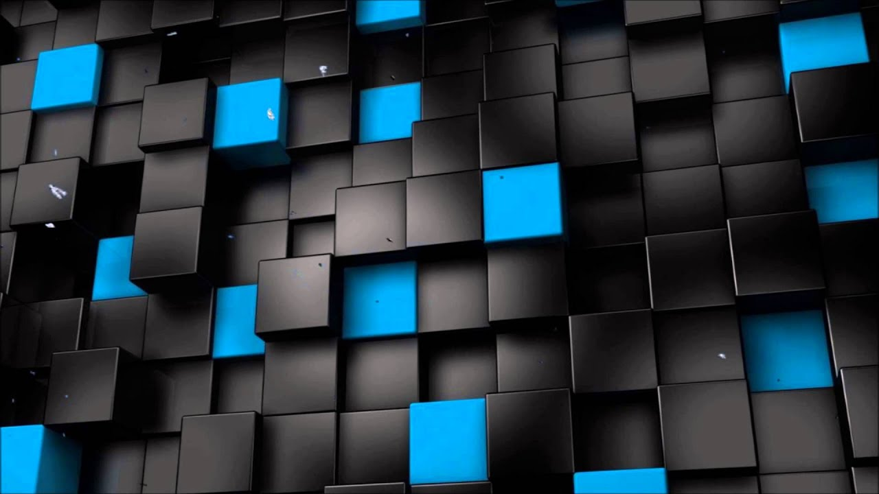 3d wall with moving objects free video background youtube for 3d wallpaper hd for house walls