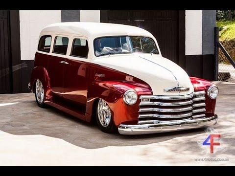 Chevrolet Suburban 1948 The Road Dog - Brasil By HCB - YouTube