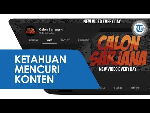 Ketahuan Curi Konten Dari YouTubers Luar Negeri, Calon Sarjana Minta Maaf