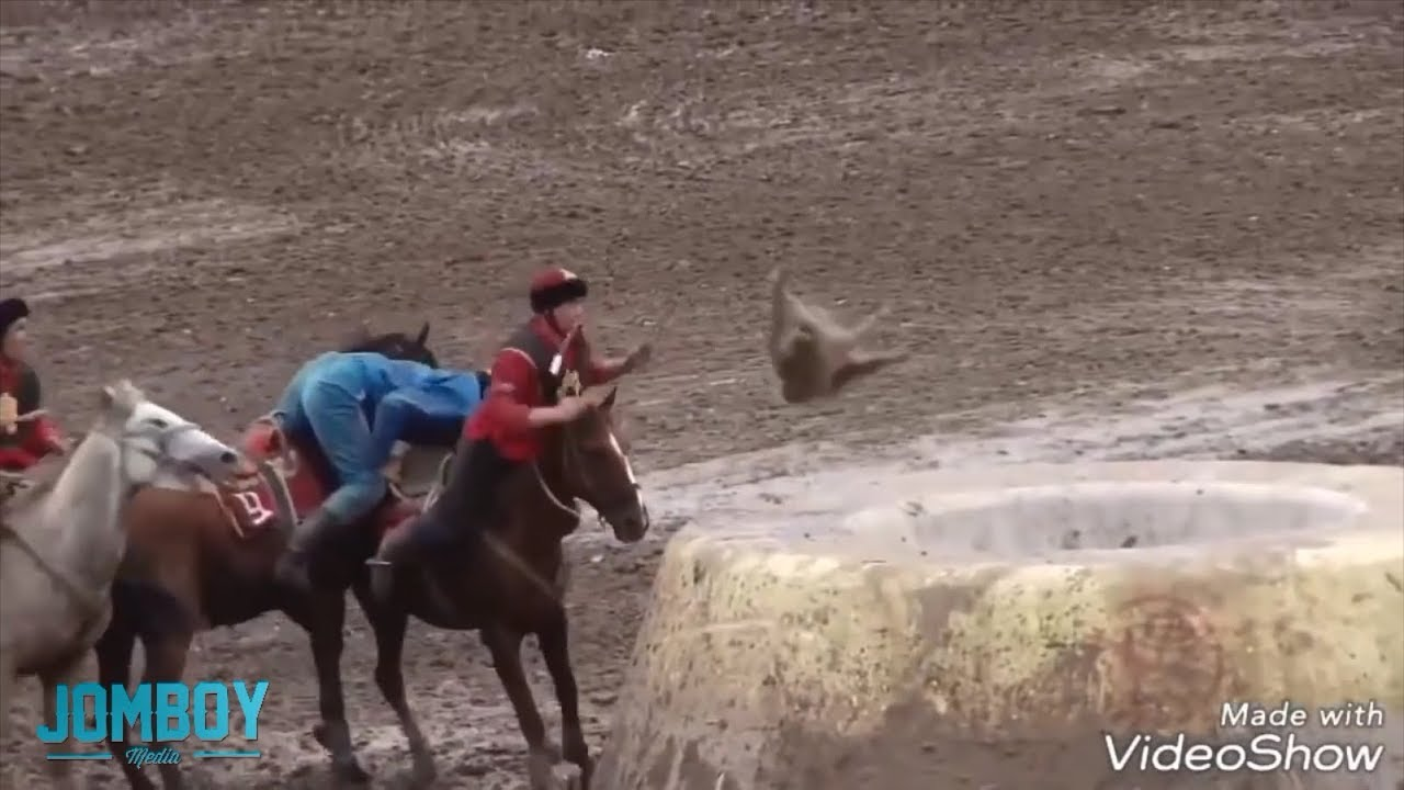 Buzkashi, the sport that uses dead goats as the ball, a breakdown