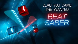 Beat Saber - Glad You Came (The Wanted) (Custom Song) (Virtual Desktop)