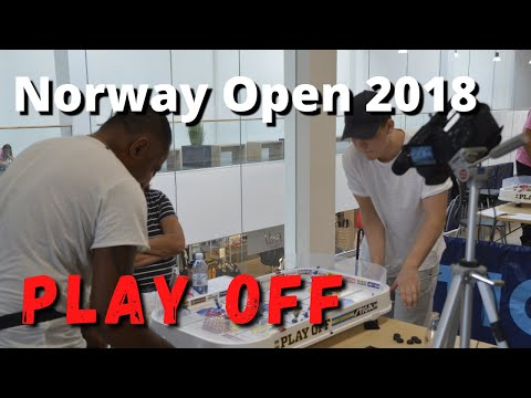 Norway Open 2018 - Play-off