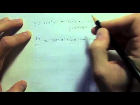 3.4/3.5 Trigonometric Functions and Derivatives as Rates of Change