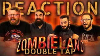ZOMBIELAND: DOUBLE TAP - Official Trailer REACTION!!