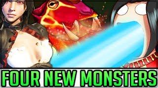 Custom Weapon Models + Required Model Swaps - Monster Hunter World