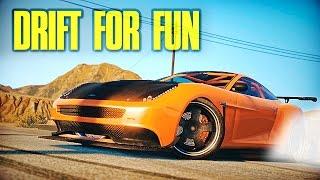 Drift For Fun | GTA V PC Editor - GTA 5 Short Film