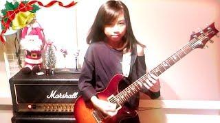 【カノン】THE ORAL CIGARETTES『狂乱 Hey Kids!!』をギターで弾いてみた♪ カノン
