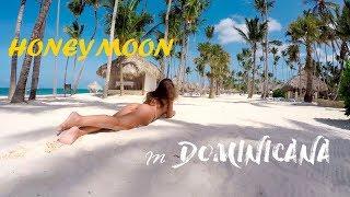 Медовый месяц в Доминикане. Свадебное путешествие