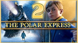 The Polar Express Walkthrough Part 2 (PS2, PC, Gamecube) Full Game HD - No Commentary