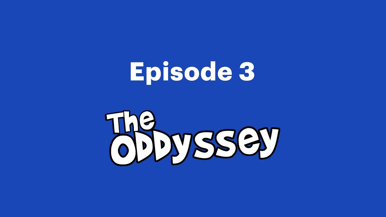 Episode 3: The Winds & The Witch with the Troubies in Homer's The ODDyssey