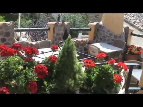 Casa Rural Teo Terraza De Verano Avi Youtube