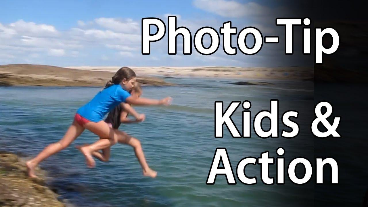 Travel photo tip: Kids & Movement