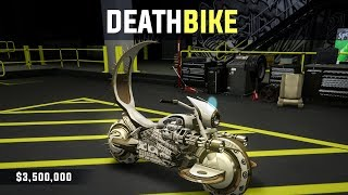 """$3.5 Million """"DEATHBIKE"""" in GTA Online (Arena Wars DLC)"""