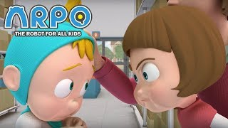 ARPO The Robot For All Kids - Baby Rivalry | Compilation | Cartoon for Kids
