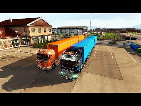 Ruta Multiplayer con Scorpion007 en Scandinavia con Dobles | BAN EVADING