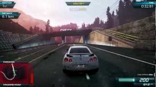 Need For Speed Most Wanted 2012 - Gráficos a tope (Se recomienda 1080p)