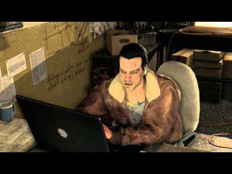 """Dying Light - Pact With Rais: Karim """"Collect Money From Settlements"""" Mission Briefing Sequence PS4"""