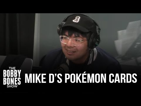 Mike D Is Thinking About Selling His Pokémon Collection