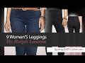 9 Women'S Leggings By Ralph Lauren Spring 2017 Collection