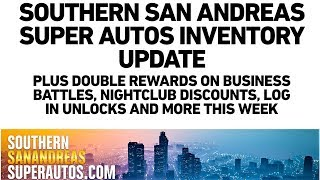 GTA Online Sept 11th Newswire! New Discounts & SSASA Vehicles Available! - GTA News & Updates