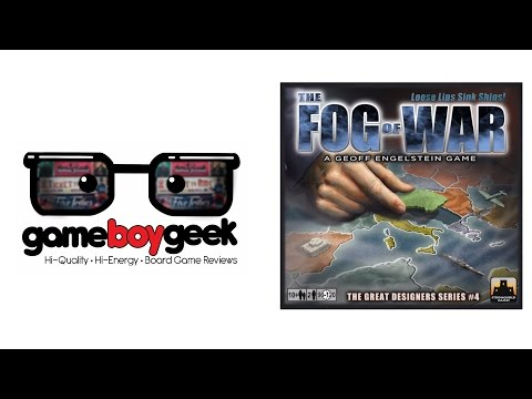 The Fog of War Review with the Game Boy Geek