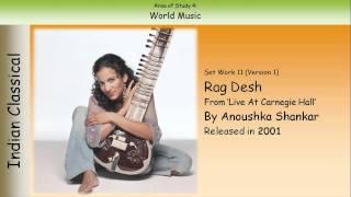 11.1. Rag Desh - Anoushka Shankar (GCSE Music Edexcel)