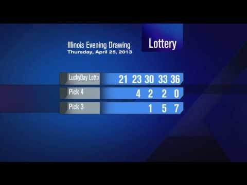 CLTV News: Last night's Lottery Numbers