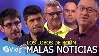 Malas noticias para Los Lobos de Boom tras ganar el bote millonario de Antena 3 y su victoria final