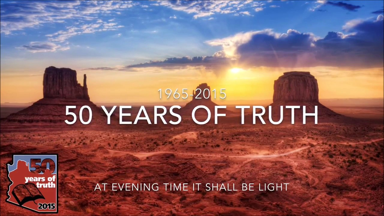 AZ Campmeeting 50 Years of Truth