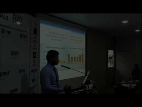 """Dietary Knowledge among Weightlifters in Gampaha District, Sri Lanka"" ~  Kanchana Fernando"