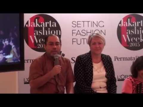 [Liputan] Press Conference BNSD untuk Jakarta Fashion Week 2015