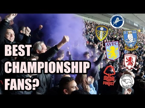 RANKING CHAMPIONSHIP FANS | WHO HAS THE BEST FANS?