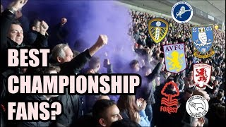 RANKING CHAMPIONSHIP FANS   WHO HAS THE BEST FANS?