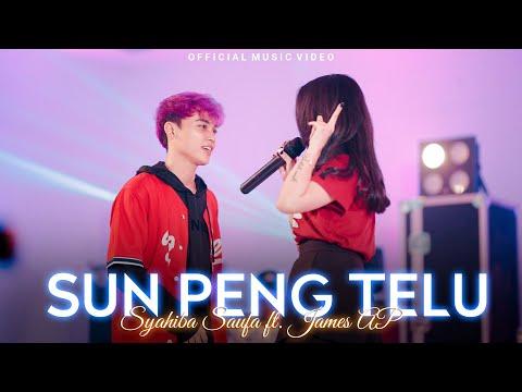syahiba saufa ft james ap sun peng telu official music video