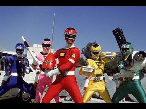 Power Rangers Turbo Dublado Online assistir filme completo dublado em portugues