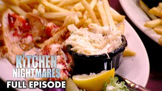"""It's Like Eating A Wet F****** Diaper""  At The Black Pearl 