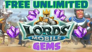 Lords Mobile Unlimited Free Gems How To Download (mod Apk)