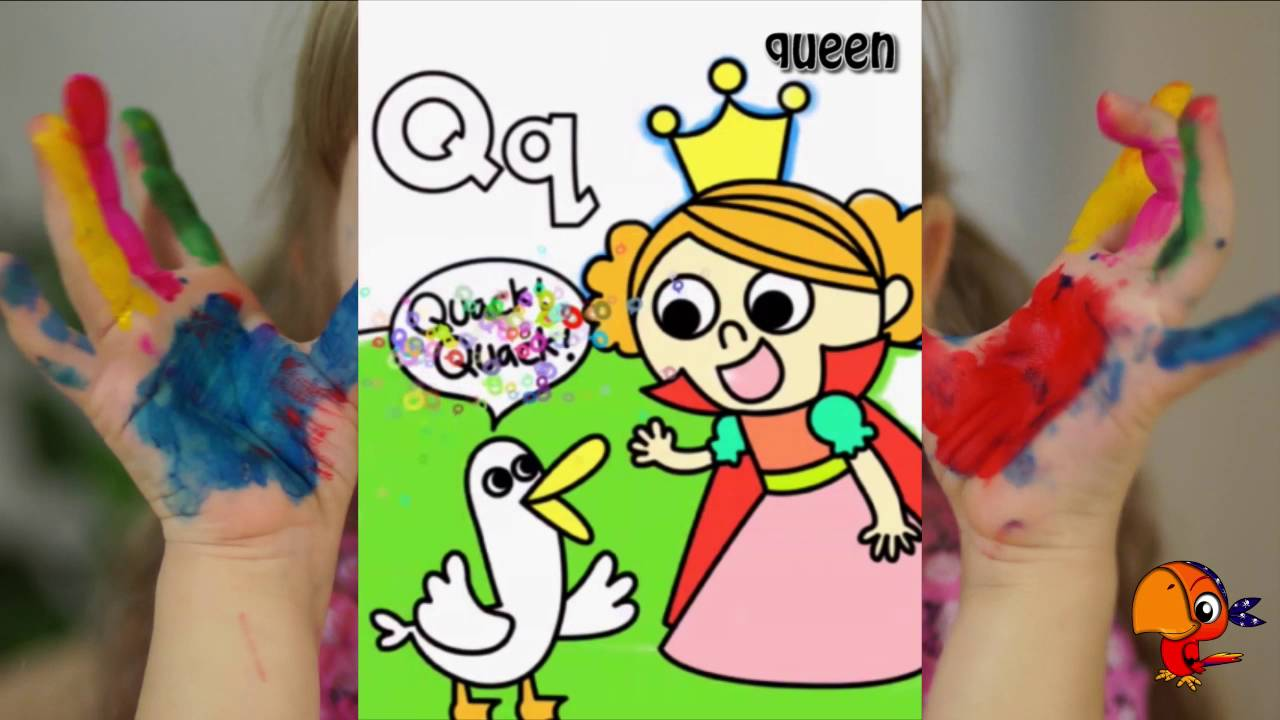 words that end in the letter q learn the letter q and words with q 25723 | maxresdefault