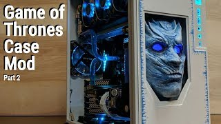Game of Thrones Gaming PC Mod (In Win 303c)