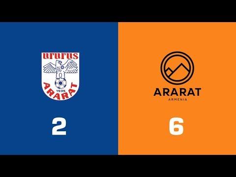 Ararat - Ararat-Armenia 2:6, Armenian Premier League 2018/19, Week 29