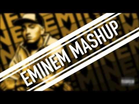 EMINEM MASHUP - More Than 15 Eminem Songs (Audio)