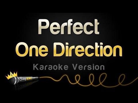 One Direction - Perfect (Karaoke Version)