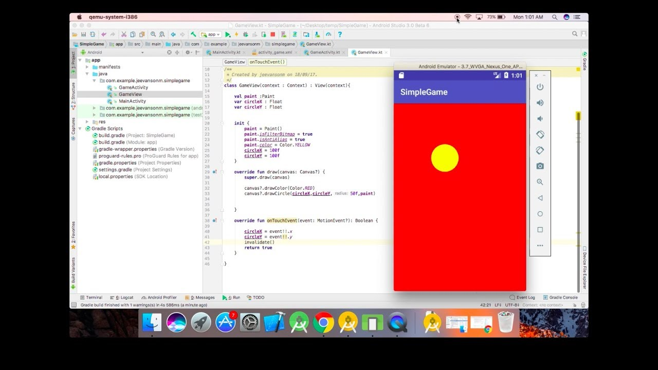 How to create a simple android game using kotlin beginner how to create a simple android game using kotlin beginner tutorial 1 baditri Image collections