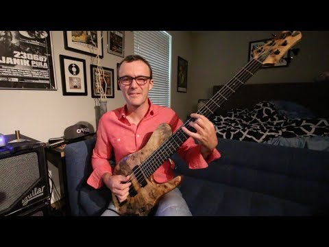 Why Mike Stern night be my biggest influence - Vlog #238 July 25th 2017